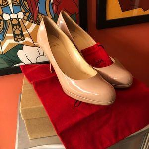 Christian louboutin size 9.5 shoes